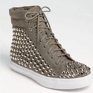 Jeffrey Campbell Alva High Top Sneaker